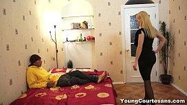 Young Courtesans - Interracial courtesan...