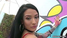 Busty Katrina Jade and...