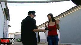 Hot spanish babe Sandra...