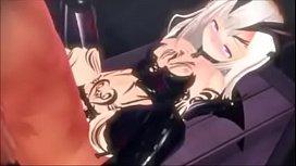 Cum with uncensored Hentai...