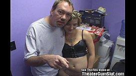 Tattoo Slut Fucked in...