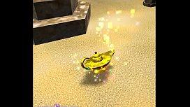 3D Comic: Magic Lamp...