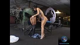 Horny Christina Bella And...