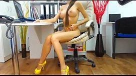 Sexy girl webcam orgasm...