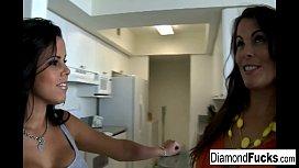 Diamond Kitty And Heather...