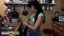 BANGBROS - Latina Maid Eva...
