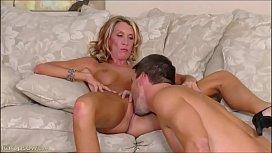 Brynn Hunter Rides Dick...