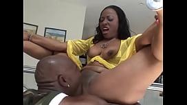 Big Ass Black Chick...