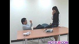 Sayuri Marui has snatch...