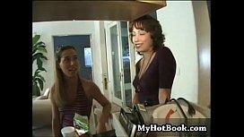 Samantha Stylle and Tabitha Stern ar ...