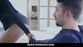 FamilyStrokes - Hot Latin Twin...