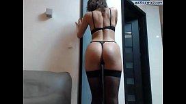 Sexy Polish babe teasing...