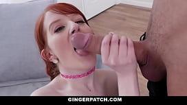 Naughty Redhead Teen Slut...