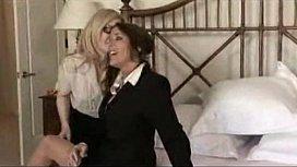 MILFs Lesbian Action Porn...