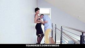TeensLoveAnal - Cute Shy Ebony...