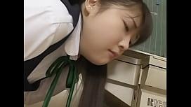 Japanese schoolgirl...