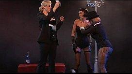 Celia Jones - lesbian - rough...