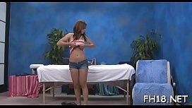 Massage porn clips...