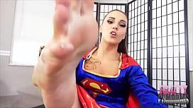 Sasha Foxxx Super Footjob...