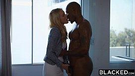 BLACKED Keira Nicole Takes...