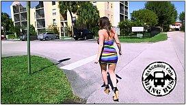 BANGBROS - Thick MILF Sara Jay Hunting Cock In Miami katie cali tits