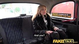 Fake Taxi Car park...