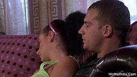 Sleeping GF gets licked...