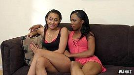 Hot Black Lesbians Sure...