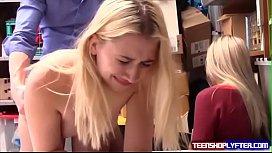 Teen blonde Sierra Nicole...