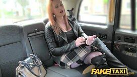 Fake Taxi Lucky cabby...