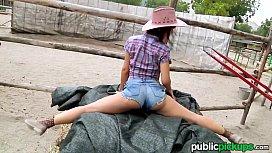 Tina Hot Om - Public...