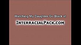 Teen Gets Huge Black...