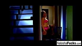 Droppin Loads on Natasha...