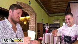 BANGBROS - Hot Young Waitress...