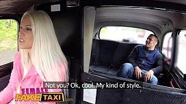 Female Fake Taxi Tourist...