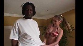 Black interracial sex...