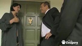 The Governator Bangs A...