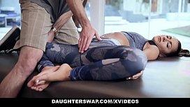 DaughterSwap - Cute Petite Teen...