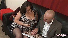 Big Tits Mature Roxy...