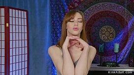 Yoga lesbians anal fisting...