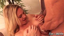 Housewife Angela Attison ass...