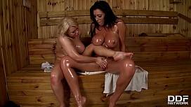 Curvy Lesbians Tiffany Kingston...
