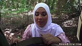 Muslim babe and penis...