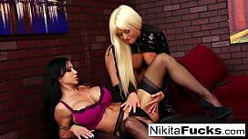 Nikita Von James and...