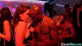 Teens suck stripper cocks...