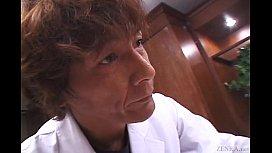 Uncensored Japanese nurse CMNF anal inspection Subtitled www.xxnx.com