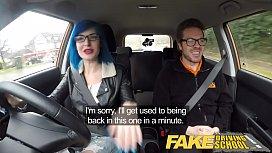 Fake Driving School Anal...