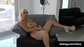 Nympho Nina Kayy Bates...