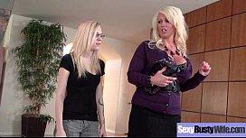 Hot Busty Mommy Alura...