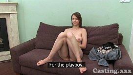 Casting HD Shy girl...